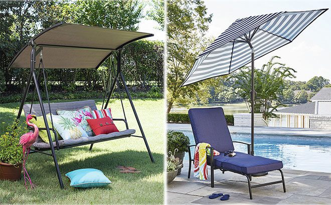 outdoor oasis patio furniture starting