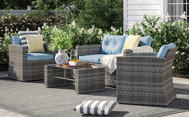 Up To 82 Off Outdoor Furniture Clearance Sale At Wayfair Starting At Only 10 99