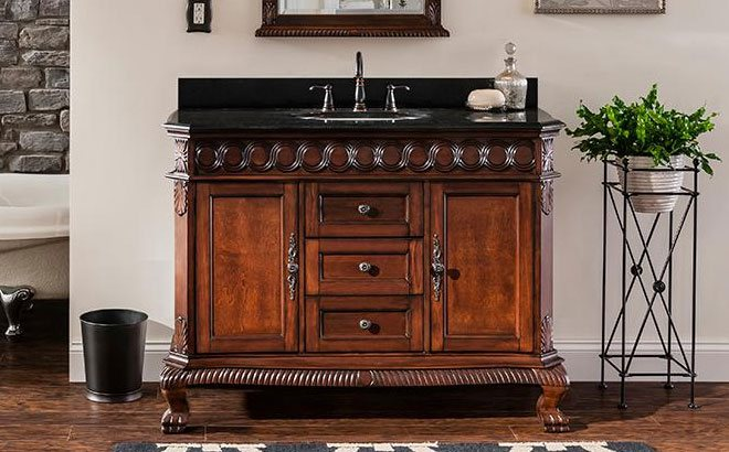 Bathroom Vanity Cabinets Up To 70 Off Free Shipping At Home Depot