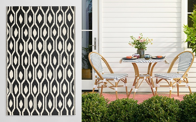 patio furniture and decor from just 9