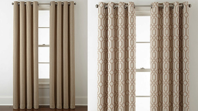 blackout curtains starting at just 9