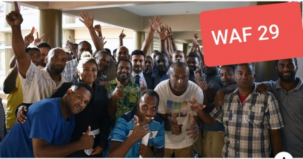 End the repression of trade unionists in Fiji