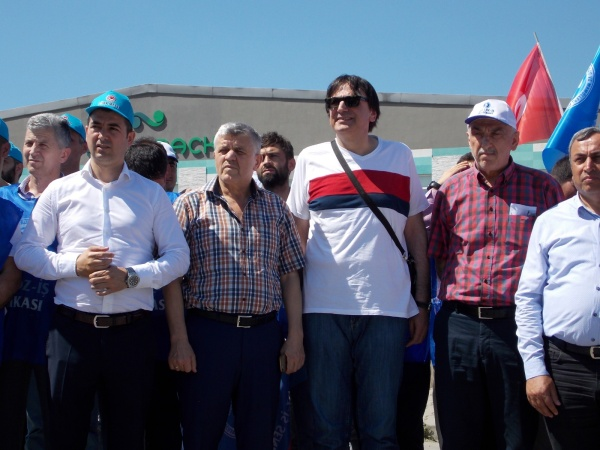 1564058354 356 Union picket at Spanish packaging company in Turkey enters ninth
