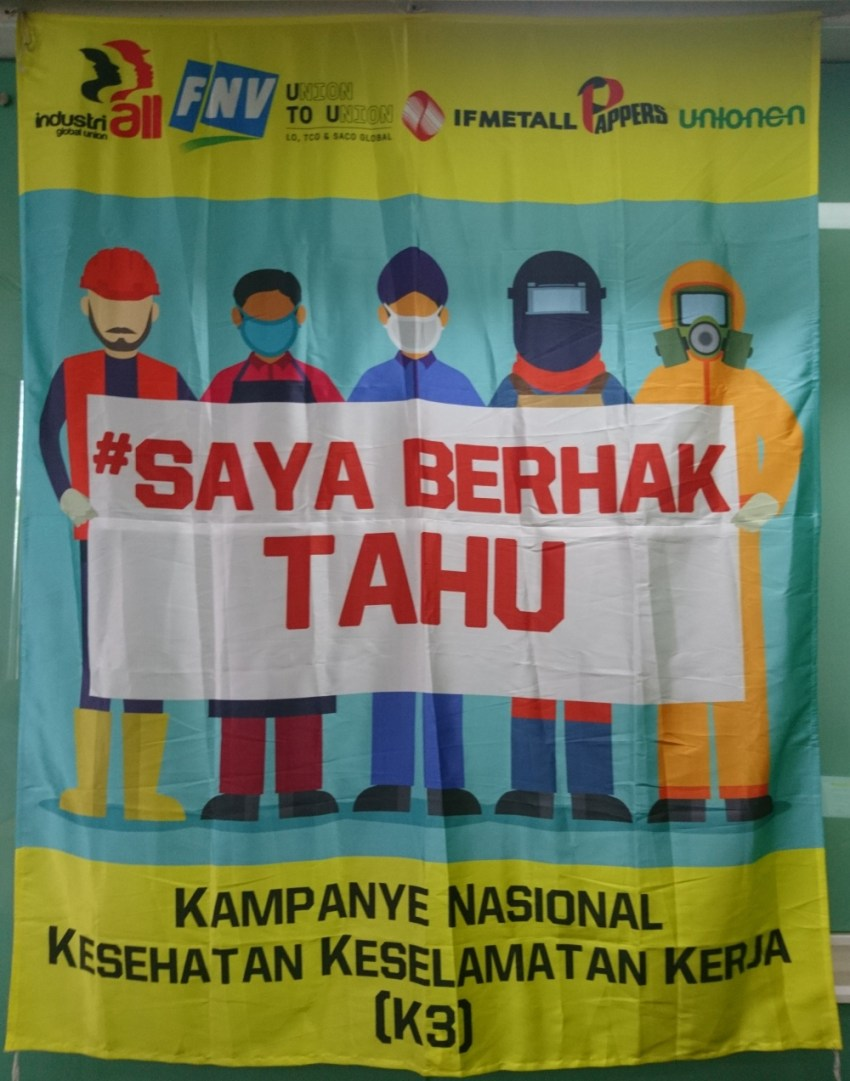 1573479588 729 How IndustriALL project work helps unions in Indonesia