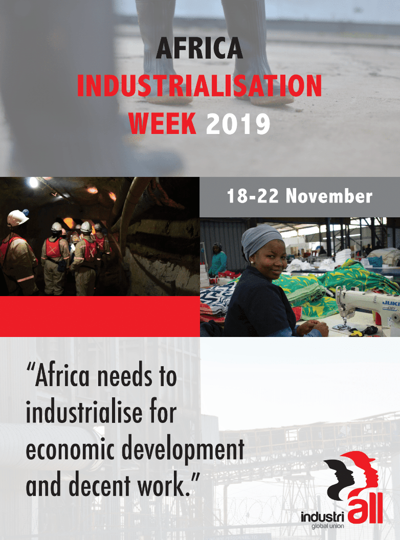 African Continental Free Trade Area must include decent work