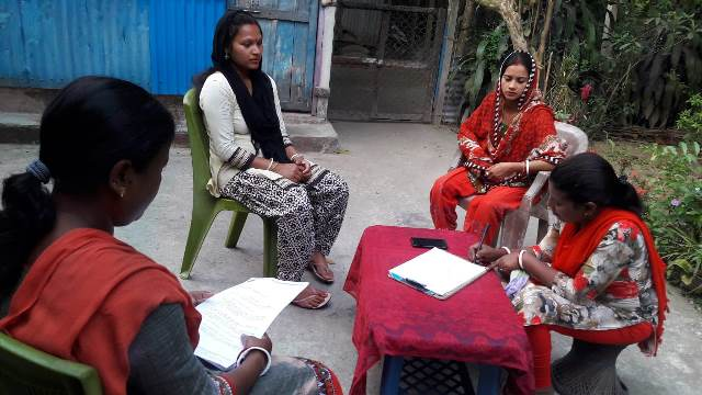 India Womens Water and Sanitation Committees fight to secure water