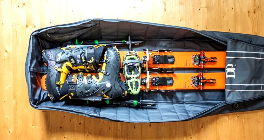 Open Ski Bag