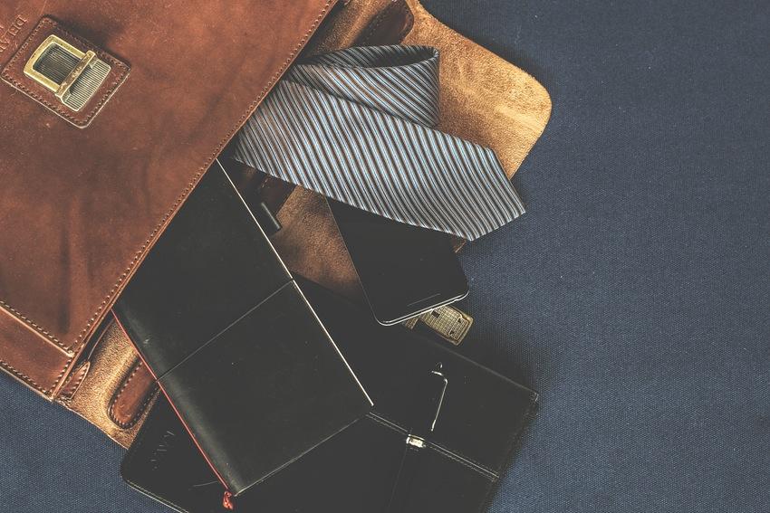 Overflowing Messenger Bag
