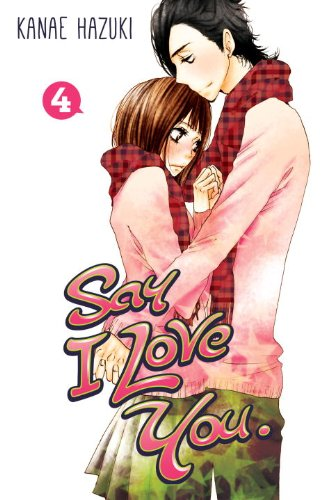 Say I Love You Volume 4