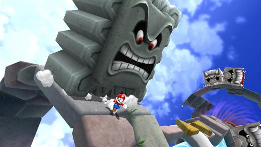 Super Mario Galaxy 2 (Image from mario.nintendo.com free image)