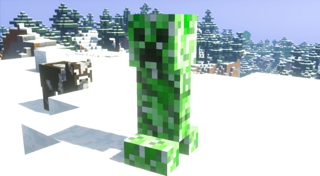 Creeper [Creature from Minecraft]