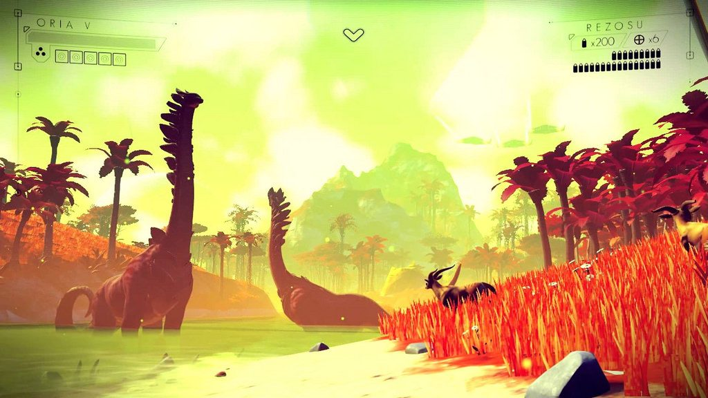 No Man's Sky Game Leaks - BSM (Source: BagoGames, Flickr, free to use image).