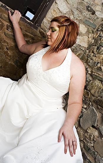 Dress Shopping as a Plus Size Bride