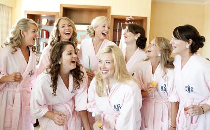 five bachelorette party ideas