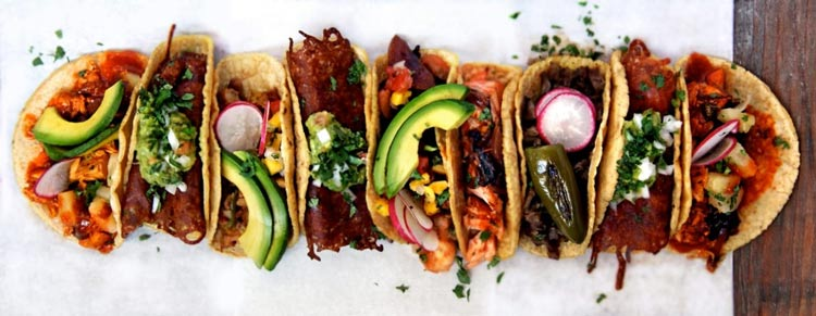 Authentic Taco Food Party Ideas