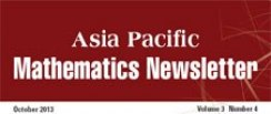 Asia Pacific Math Newsletter