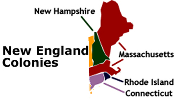 Week 1: The New England Colonies 5th Grade: The Thirteen Colonies