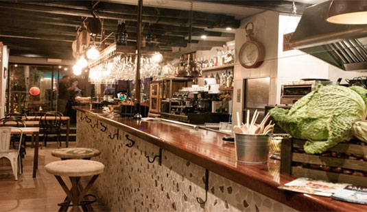 13 Llunes Sitges Restaurant Gastrobar