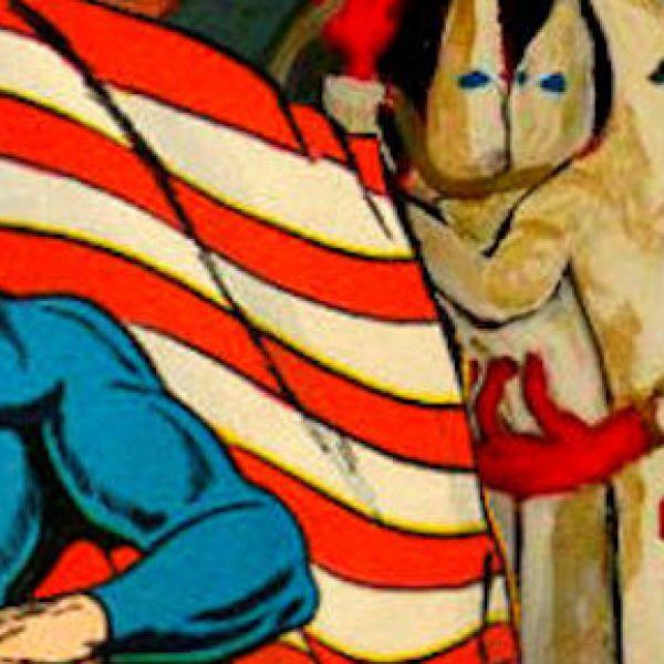 Superman contra el Ku Klux Klan