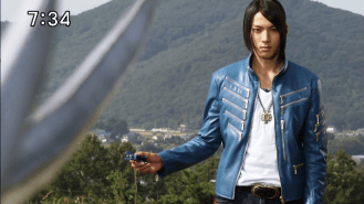 Gokai Blue/ Joe Gibon