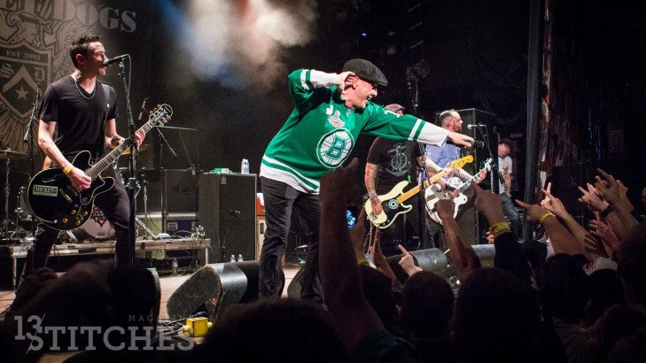Street Dogs – House of Blues Anaheim