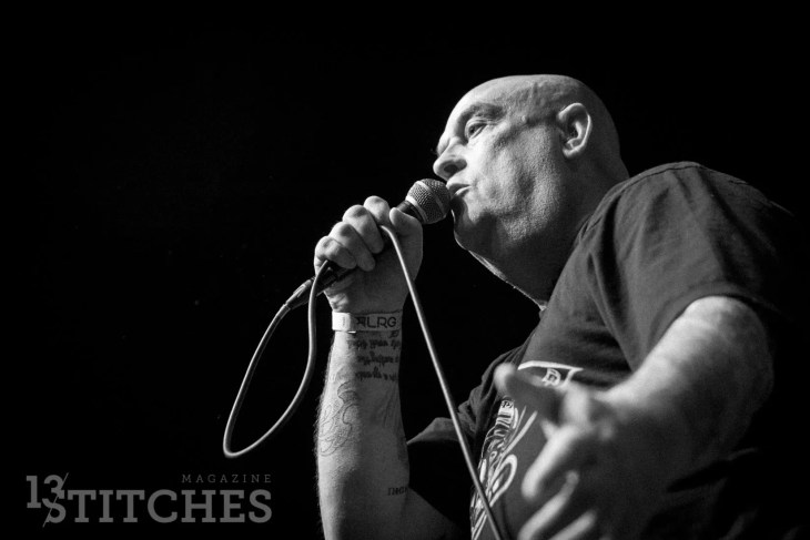 Angelic Upstarts – The Observatory 2016