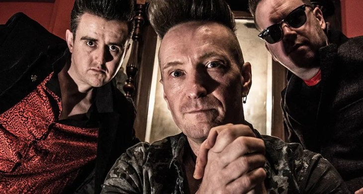 Punk-Rockabilly Trio The Hangmen