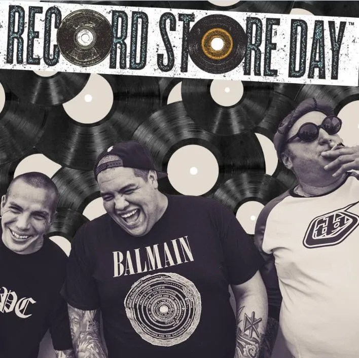 SUBLIME WITH ROME ANNOUNCE LIMITED EDITION VINYL RELEASE FOR RECORD STORE DAY 2017