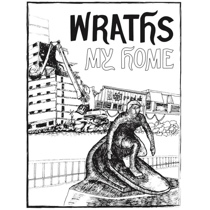 Wraths Stream Title Track From Upcoming EP