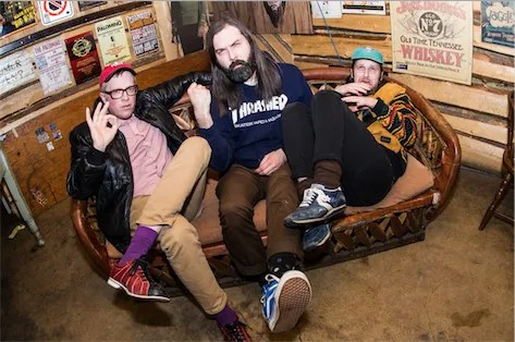 Canadian Punks, The Allovers, Sign With Anxious & Angry; Debut Album, Yer Guises, Out May 18th!
