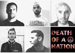 Death Of A Nation's (Ex-Defeater/Verse) Debut, Self-Titled EP