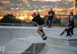 13 Stitches Magazine Sponsors Skateboarder Mason Springman