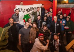 The Hard Times Launches Podcast Network