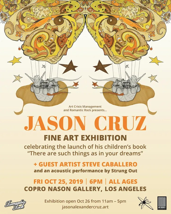 Jason Cruz Fine Art Exhibition