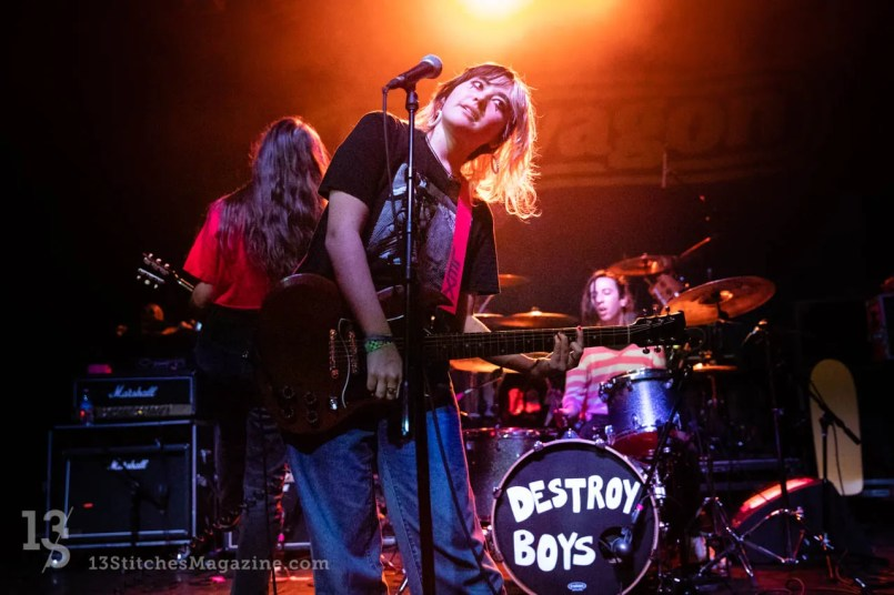 Destroy Boys
