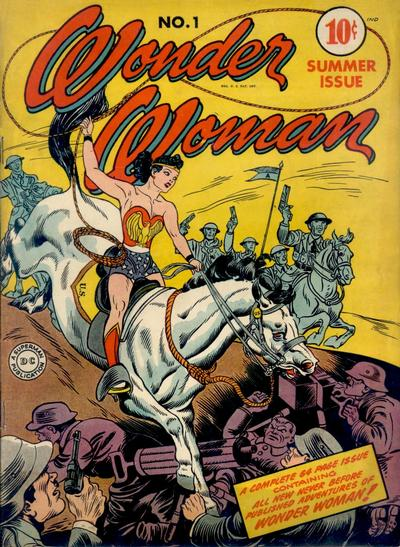 13 COVERS WONDER WOMAN in the Golden Age  13th Dimension