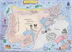 Map of the World updatedWM