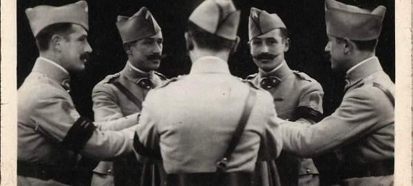 Le journal de guerre du Rémois Jean Bousquet (1889 - 1992)