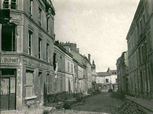 Rue de Belfort, Henri Barbusse - Collection Gallica-BNF