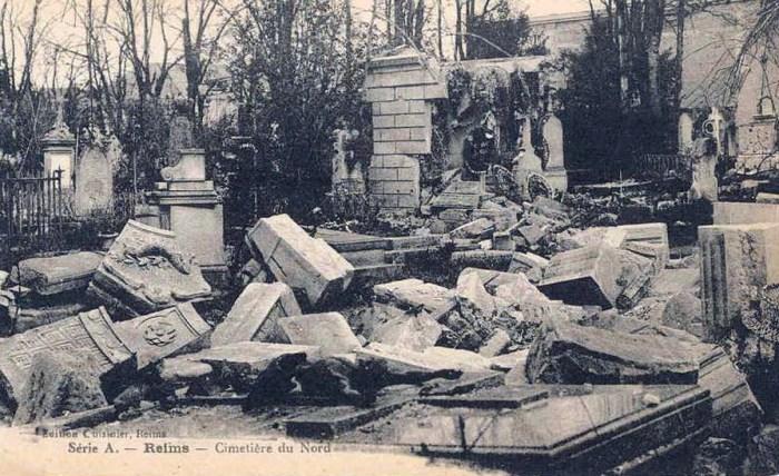 Le cimetière du nord