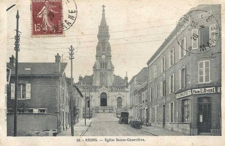 Sainte-genevieve