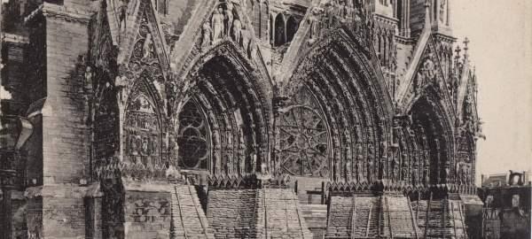 Fortification de la cathédrale