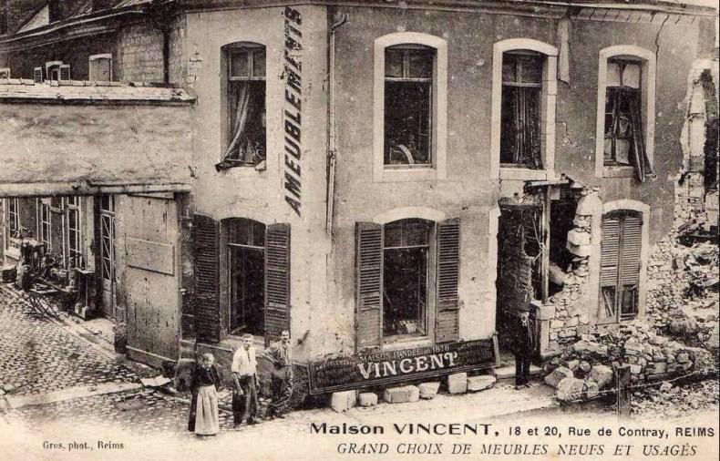 Rue de Contray, Reims