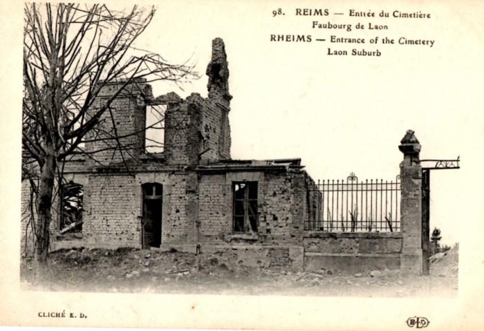Cimetière de l'avenue de Laon