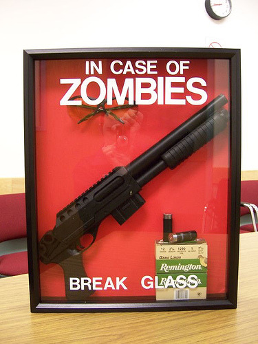 Zombie Disaster Kit