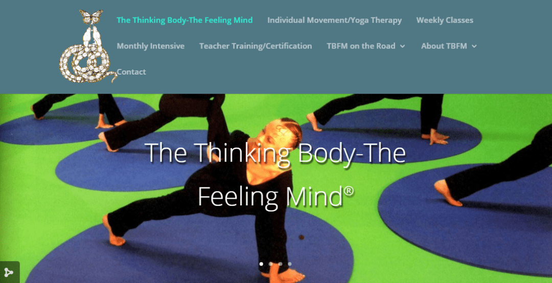The Thinking Body-The Feeling Mind