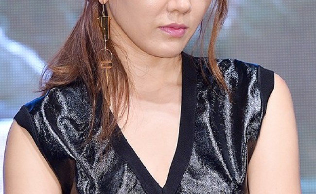 Son Ye Jin At A Press Conference Of Upcoming Movie The
