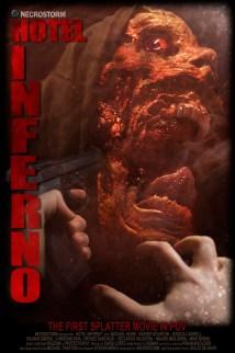 Art & Stills Pov Action Horror Film 'hotel Inferno'