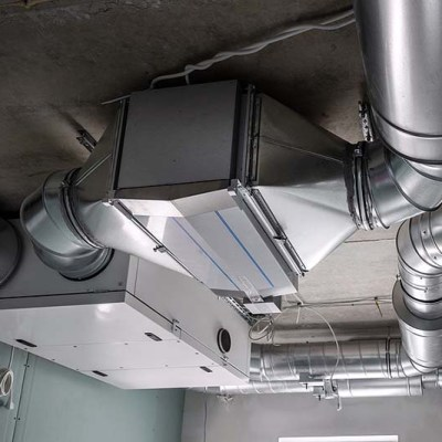 Air Conditioning Duct Work