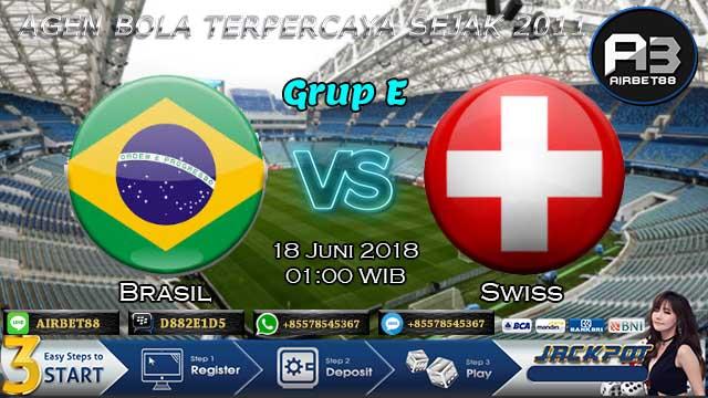 Prediksi Skor Brasil vs Swiss